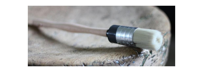 Valg af pensel til linoliemaling
